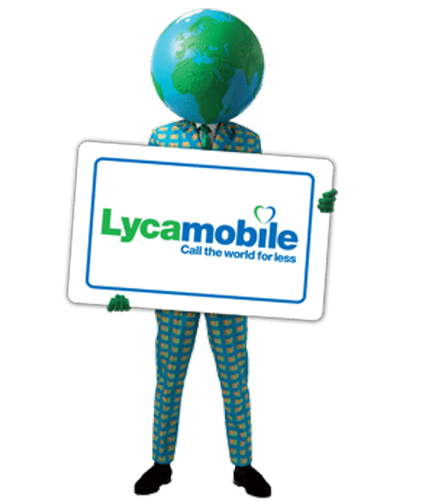 Lycamobile All in One Packages