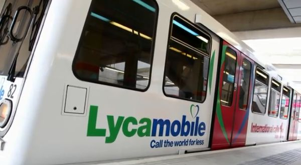 Recharge Lycamobile UK