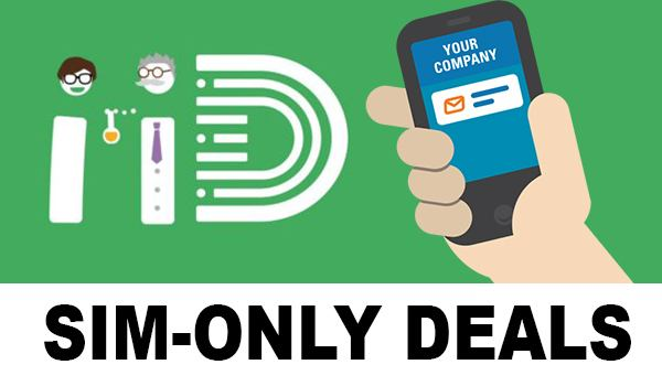 id mobile SIM-Only Deals