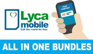 lyca All in One Bundles