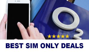 O2 Best Sim Only Deals