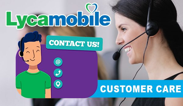 Lycamobile Customer Care