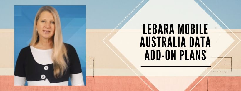 Lebara Mobile Australia Bolt-on Packages